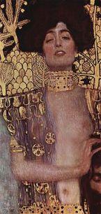 Judith and the head of holofernes - 1901 - Gustav Klimt