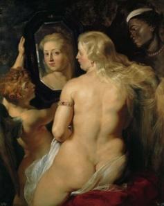 Venus ao Espelho - 1615 - Peter Paul Rubens