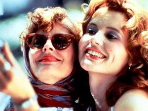 Cena de Thelma e Louise