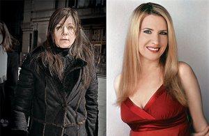 Dina Reis e sua cúmplice Suzanne Carico